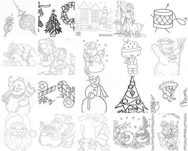 Embroidery Patterns Flickr