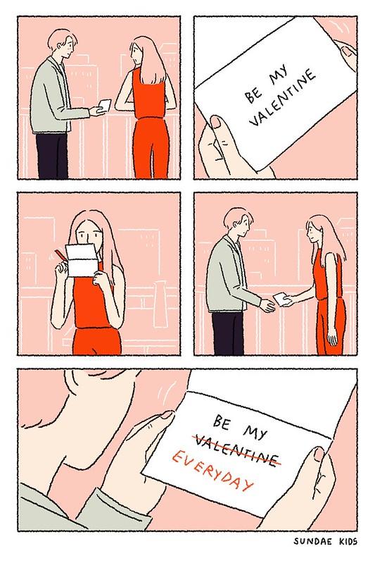 SUNDAE KIDS Valentines
