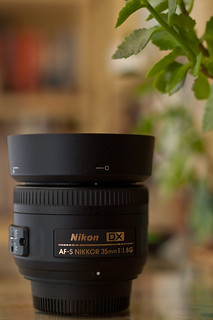 Review AF-S Nikkor 35mm f/1.8 DX | by luipermom
