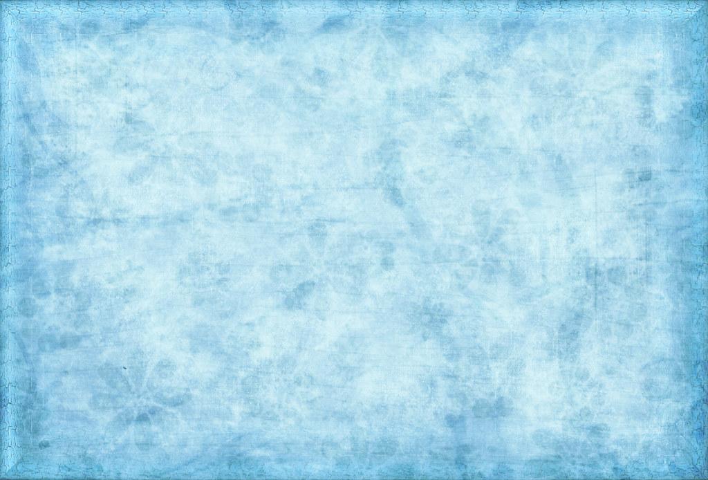 ice blue flower power