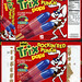 Trix Pops - Rockin' Red Punch - General Mills and Steve's Homemade Ice Cream - 1993
