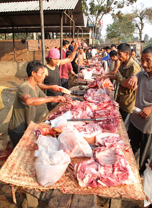 business plan for meat market