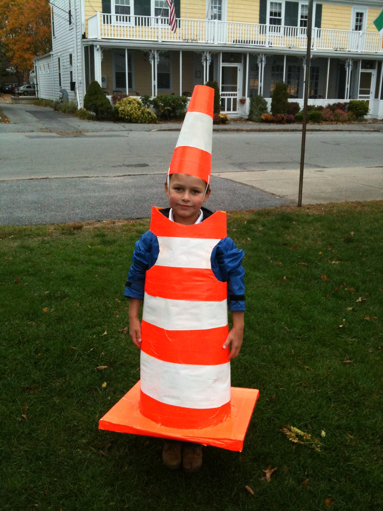 traffic cone boy by petermello traffic cone boy by petermello