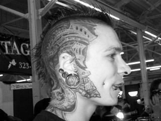 Tattooed Head | by shaire productions