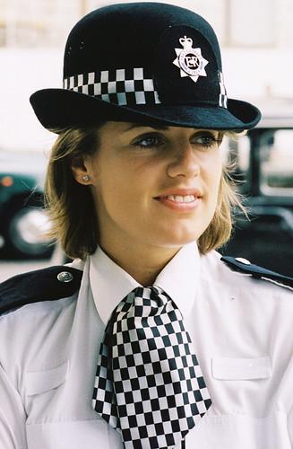 Sexy Police Women British
