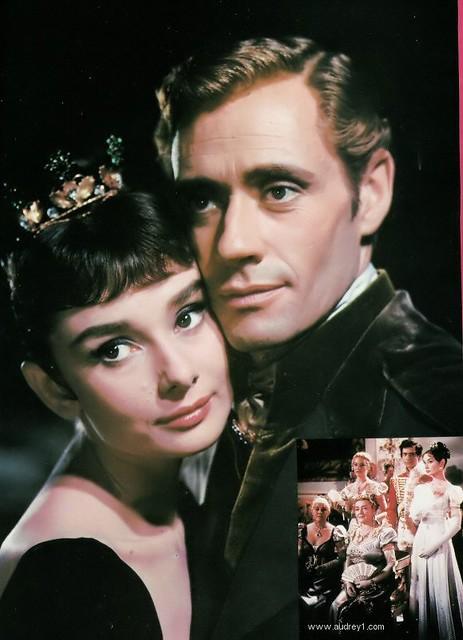 Audrey Hepburn & M...