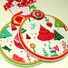 Hoop decorations-christmas