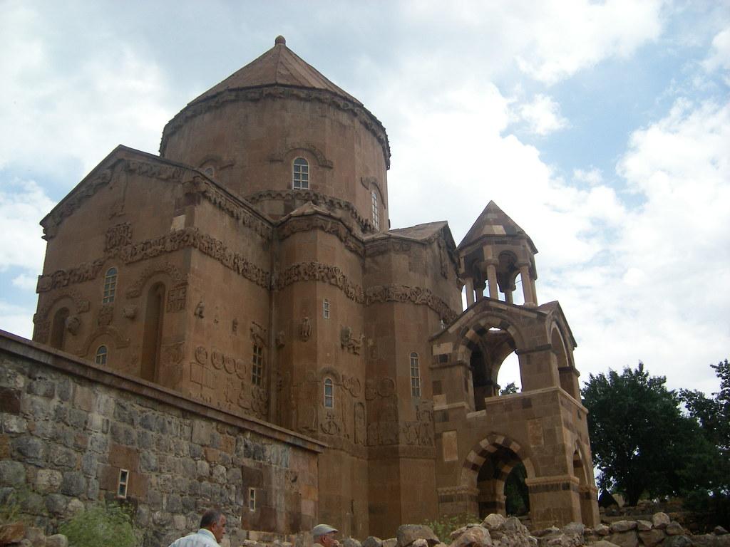 Akdamar Kilisesi - Van Akdamar Adası  Akdamar Kilisesi ...