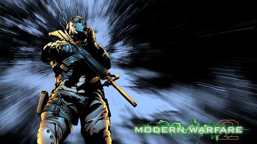 MW2 Wallpaper 12