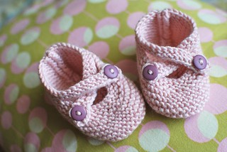 wee booties | by Nonnahs*