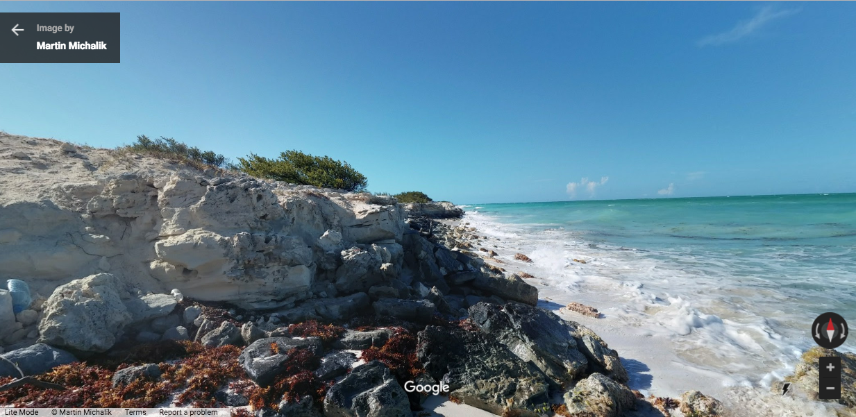 Cancun Google Street View