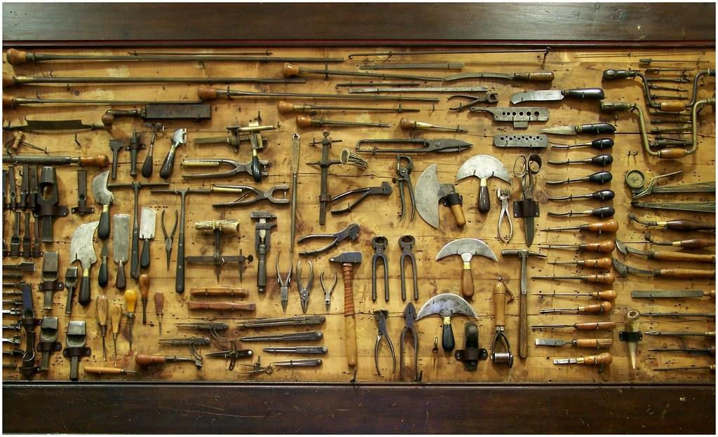 Nuestro tablero de herramientas completo tablero de - Tablero de herramientas ...