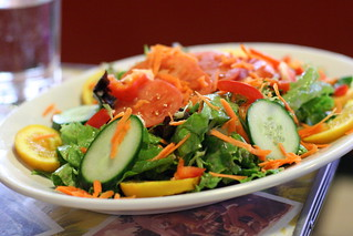 Dinner Salad from the Templeton | by Geoff Peters 604