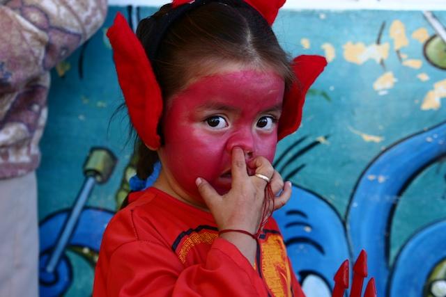 Lil devil girl timing subconscious