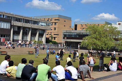 Brunel University Campus The Quad Brunel University