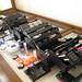 Edison Ong's makeup kits