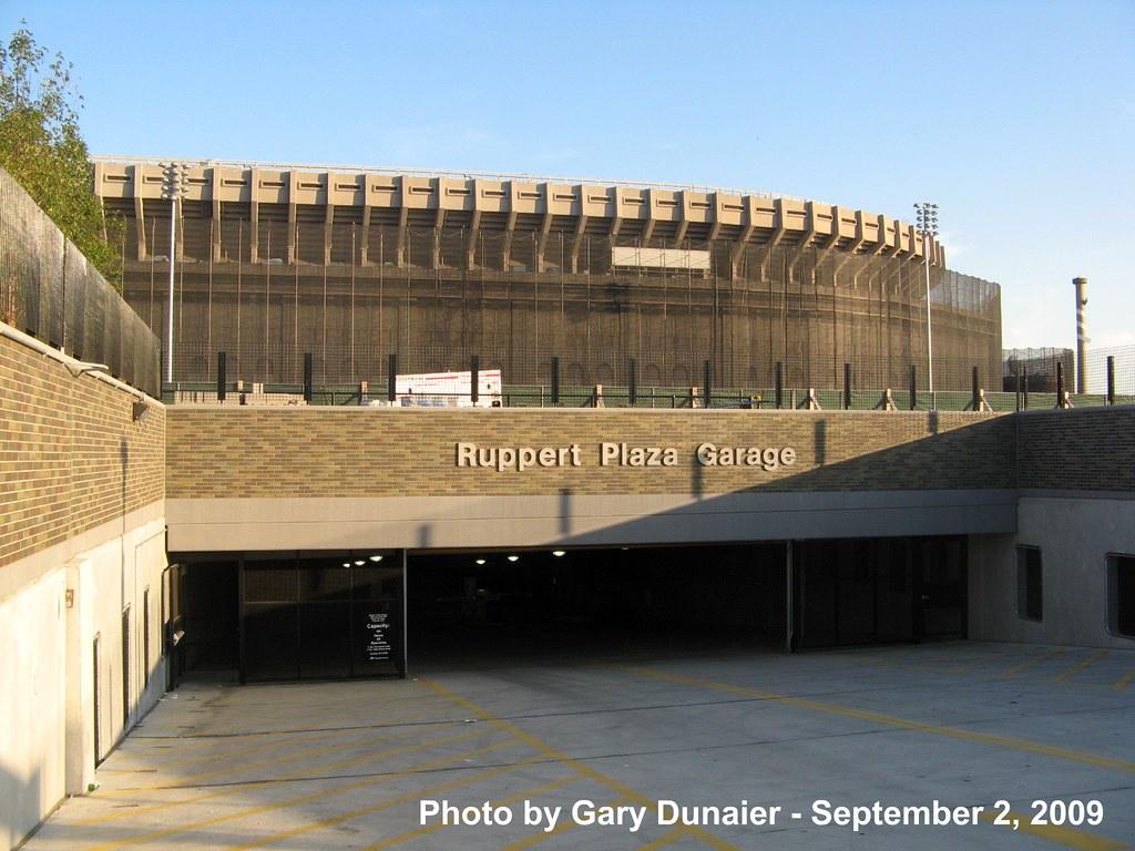 Yankee Stadium Demolition 090209 The New Ruppert Plaza Flickr
