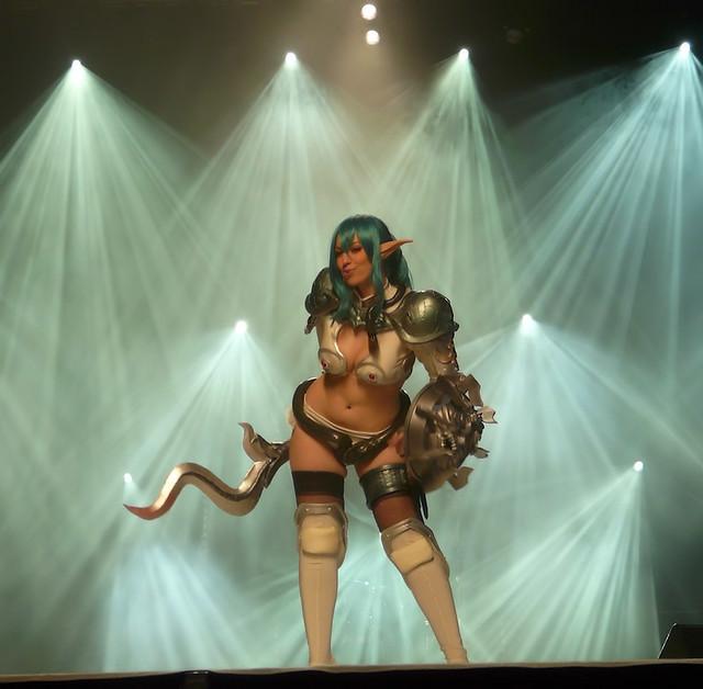 Cosplay Echidna  Queen s BladeQueens Blade Echidna Cosplay
