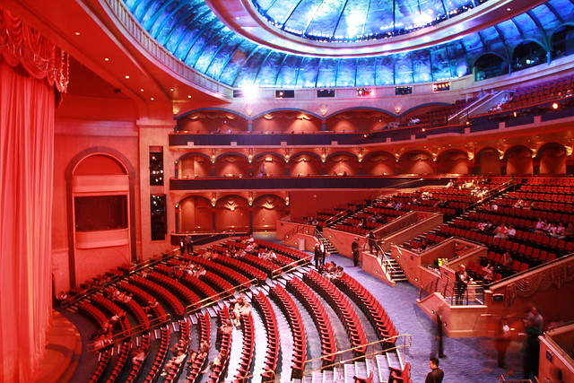 O Show Theatre in Bellagio | Flickr - Photo Sharing!