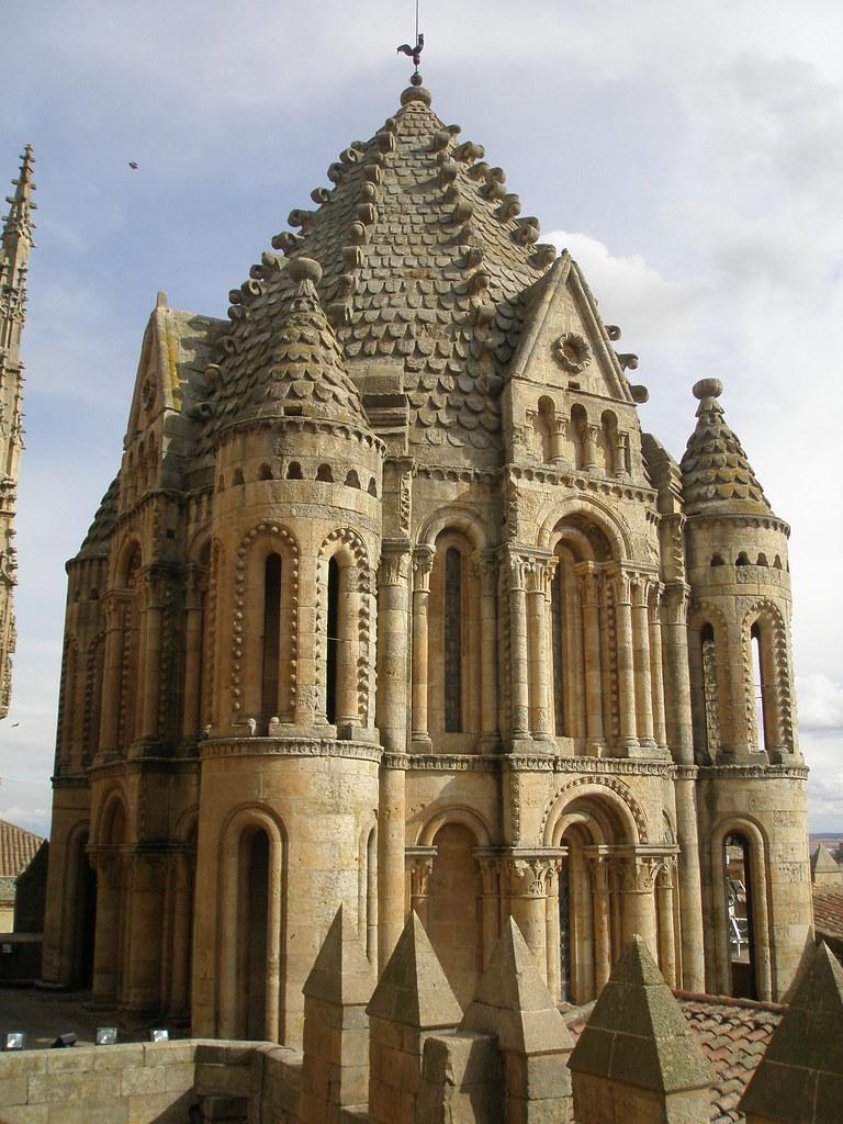 Torre del Gallo  Cúpula de la Catedral Vieja de Salamanca  Javier Habladorc...