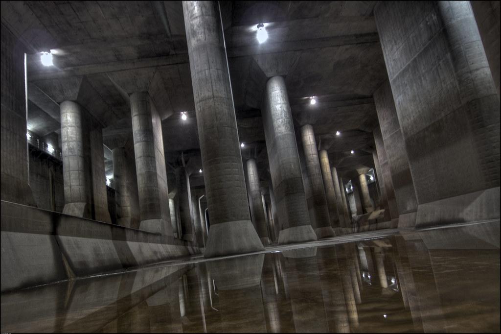 Fallout  Rain Inside Buildings True Storms