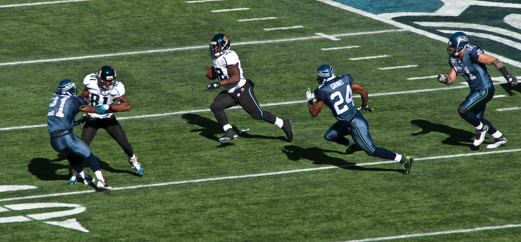 seattle seahawks vs jacksonville jaguars qwest field sea flickr. Cars Review. Best American Auto & Cars Review