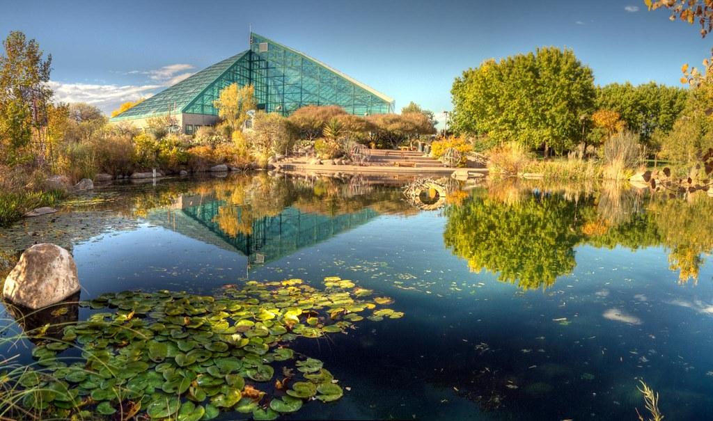 Albuquerque Botanical Garden | By JoelDeluxe Albuquerque Botanical Garden |  By JoelDeluxe