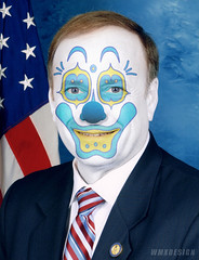 Steve King (Rep. R-IA):: Obstructionist Republican Clown | by WMxdesign