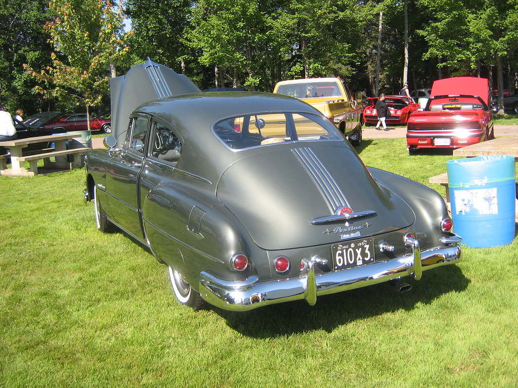 1950 Pontiac Fastback Coupe This Is One Of More Than