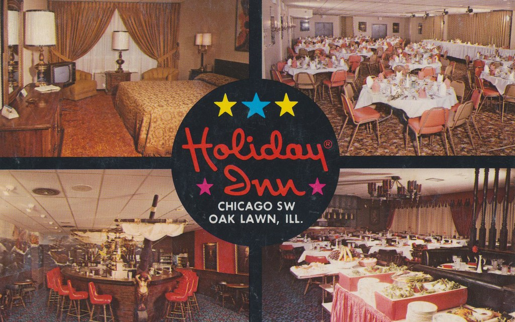 Holiday Inn Chicago SW - Oak Lawn, Illinois