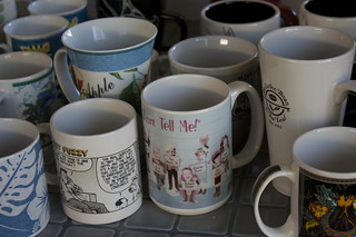 Mug collection | by ewen and donabel