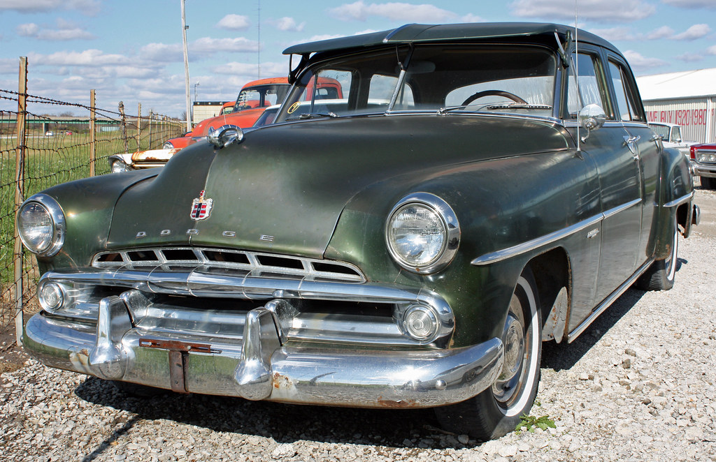 1951 Dodge Coronet 4-Door Sedan (1 of 12) | Interested in vi… | Flickr