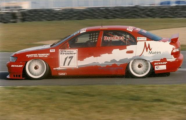 Btcc Toyota Carina Brookes Donington 1996
