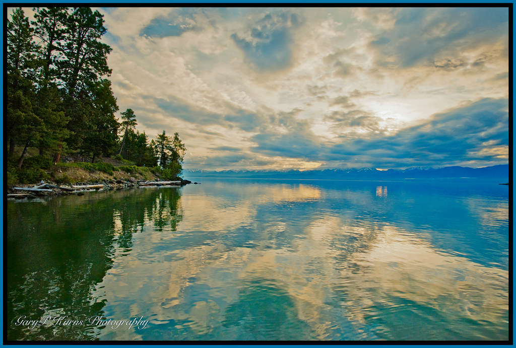 Flathead lake montana let 39 s go fishing for some lake tr for Flathead lake montana fishing