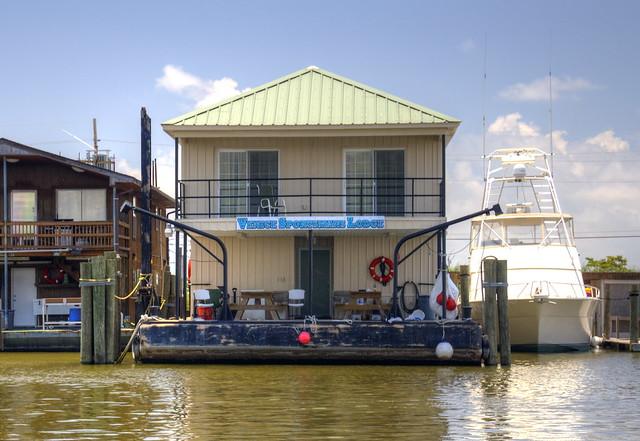 Venice sportmans lodge blackmagic by finchlake2000 for Venice louisiana fishing lodge