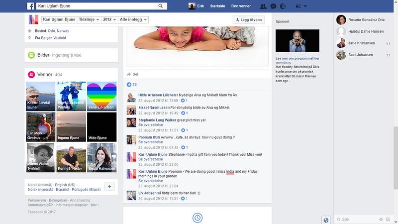 india facebook