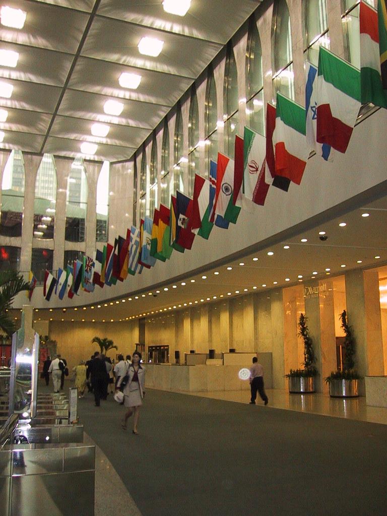 One World Trade Center Lobby Photo Of The Lobby Of 1