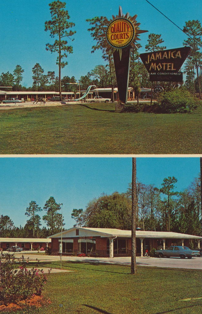 Quality Court Motel Jamaica - Callahan, Florida