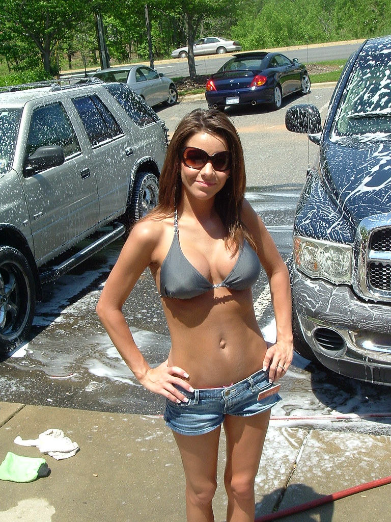 Wives Washing Car In Nude Videos