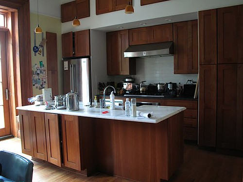 Brooklyn Single Family Brownstone Kitchen Reno Ooh