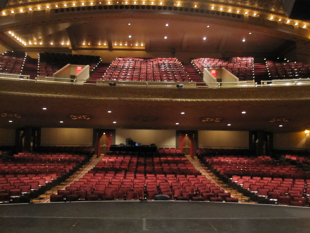 Hoyt Sherman Theater Stage 2 3 Flickr Photo Sharing