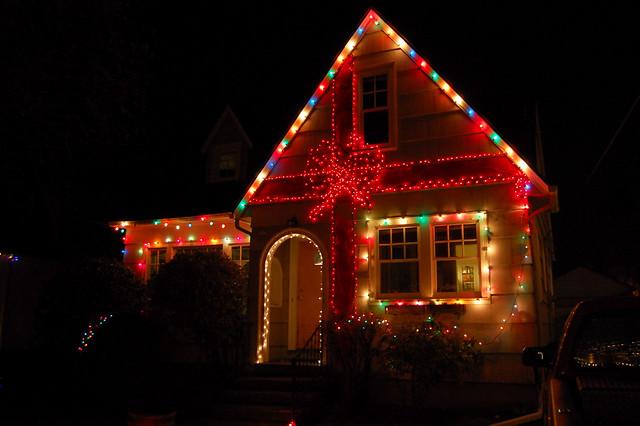 Portland Christmas Light Tour