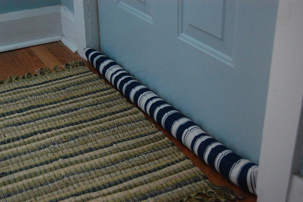 ... Front Door Draft Stopper | By CraftNClutter