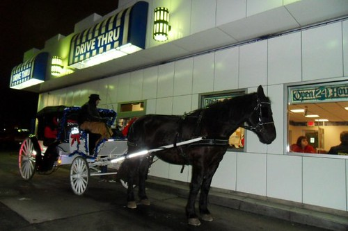 New Years Eve at White Castle - Really?! | by ToddLeiser