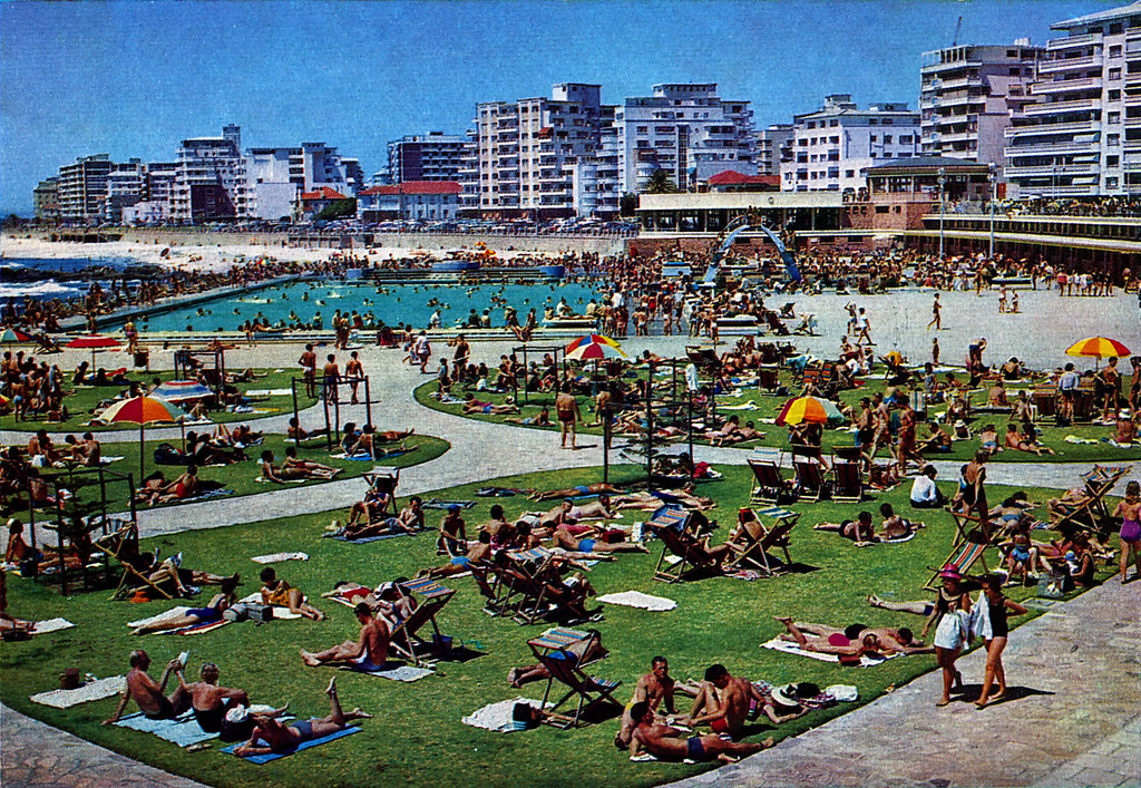 sea point swimming pool southern africa 39 s biggest and most flickr. Black Bedroom Furniture Sets. Home Design Ideas