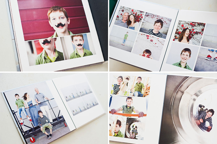 The Modern Family Album   PERFECT FOR: • Photographer\'s port…   Flickr