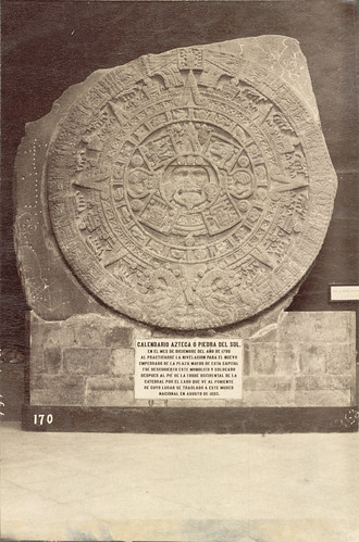 Aztec Calendar Stone | by Cornell University Library