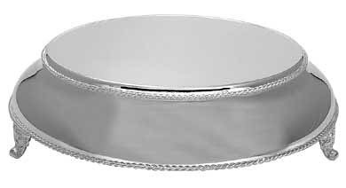 18 silverplated cake plateau this cake stand is for Plateau report designer