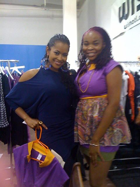 Vitamin Clothing Designer and Vitamin C Clothing