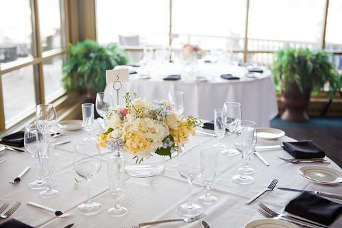Wedding Reception at Indigo Landing Restaurant